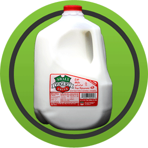 Abali Yogurt Drink - 1 Gallon - Original Taste